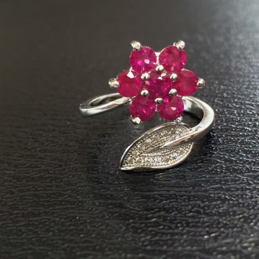 ring gold rose red blood engagement ruby jewellery pigeon watch