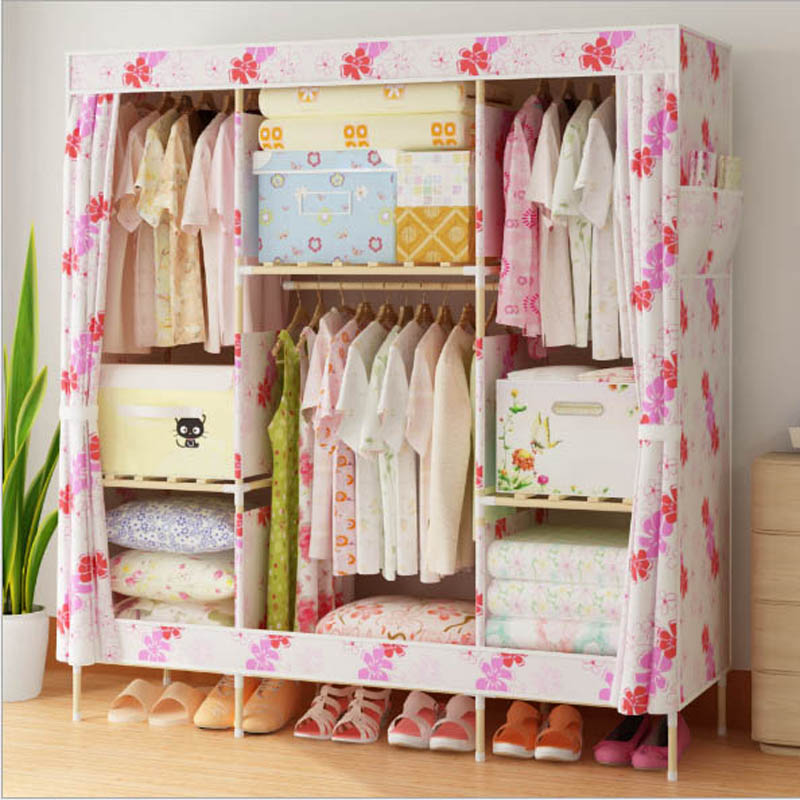 Factory Price Solid Wood Wardrobe  length 150 cm Factory Price Solid Wood Wardrobe  length 150 cm