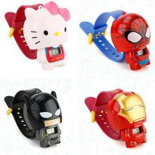 2019 New Fashion New Product Kids Watches A Lovely Cat Child