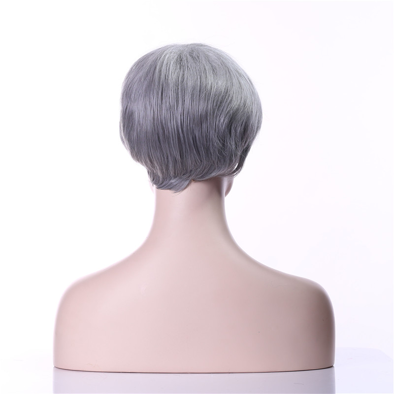 Image 4 - HAIRJOY Women Synthetic Hair Wig Short Straight  Wigs 10 Colors Availablewigs free shippingwig shortwig wig -