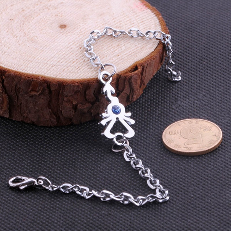 Charm Bracelets Kpop Combination Exo Bracelet Fashion Star 12 Members Logo Bangle Wristband Crystal Charm Jewelry Birthday Gifts