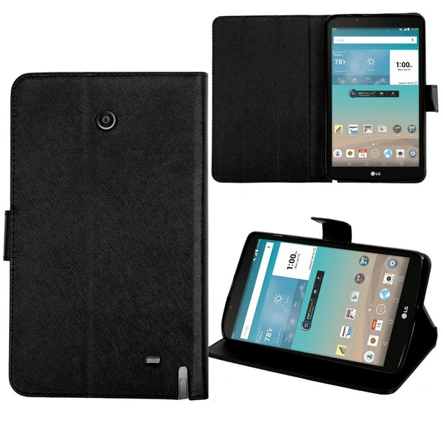 huge sale 54eca 824b4 US $9.59 |Cell Phone Cases For LG G Pad F 8.0 AT&T V495 / T Mobile V496 8  Inch PU Leather Case Lightweight Stand Cover on Aliexpress.com | Alibaba ...