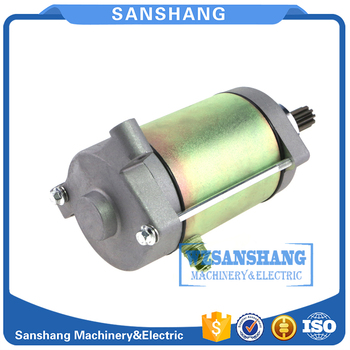 starter motor for hisun500 ATV off road vehicle, start motor part no.31200-004-0000