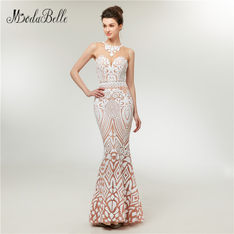 d4e892790148 modabelle Romantic Sequin Prom Dress Mermaid Mezuniyet Balosu Elbiseleri Fast  Shipping Sparkly Long Evening Gowns 2018-in Prom Dresses from Weddings ...