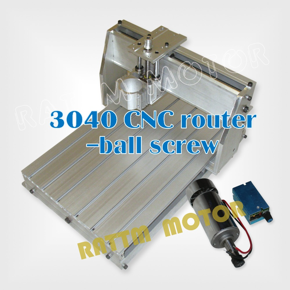 Buy uk usa au delivery 3040 cnc for Best router motor for cnc