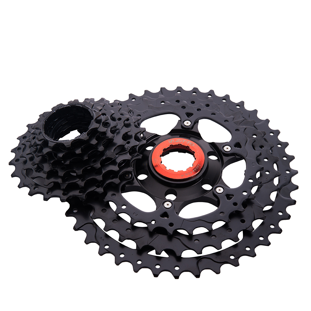 MTB Mountain Bike Bicycle Parts 9s 27s Speed Freewheel Cassette 11-40T WIDE RATIO Compatible Cheap for Shimano M430 M4000 M3000 цены онлайн