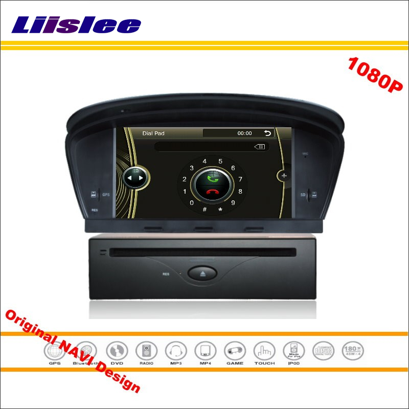 liislee for bmw m5 5 e60 e64 2003 2010 car stereo radio cd. Black Bedroom Furniture Sets. Home Design Ideas