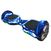6.5Inch Self-Balancing Electric Scooter Wheel Board Protective PVC Cover Skin Sticker Classic Hoverboard for Decoration Hot Sale(China)