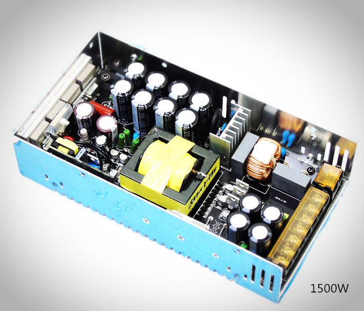 QUEENWAY 1500 W/1000 W HIFI Amplificateur de Commutation Alimentation Haute-puissance