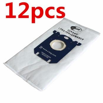 12Pcs Dust Bag Vacuum Cleaner bag For Philips Electrolux FC8202 FC8204 FC9087 FC9088 HR8354 HR8360 HR8378 HR8426 replacement