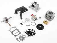 36cc engine upgrade part kit for 1/5 hpi rovan KM FG LOSI 5IVE T 5T rc car part