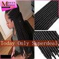 "Janet Collection 2X Havana Dreadlocs Hair crochet braids faux locs crochet hair Kanekalon Soft dread Fauxlocs 14'' 18"""