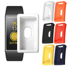 Watch Protector Soft Case Shockproof Scratch Resistant Silicone Cover for Xiaomi Huami Amazfit COR XR649(China)