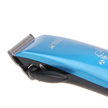 Low-noise Cat Dog Hair Trimmer Rechargeable Pet Electric Hair Clipper