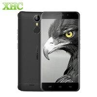 Ulefone Metal Lite 1GB/16GB Mobile Phone Fingerprint ID 5.0'' Android 6.0 MTK6580A Quad Core 1.3GHz OTG WCDMA 3G Smart Phone