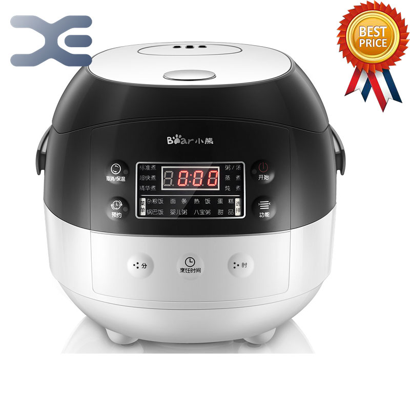 Mini Rice Cooker 2L Eletrodomestico Para Cozinha Olla Arrocera Electrica 220V Stainless Steel Pot