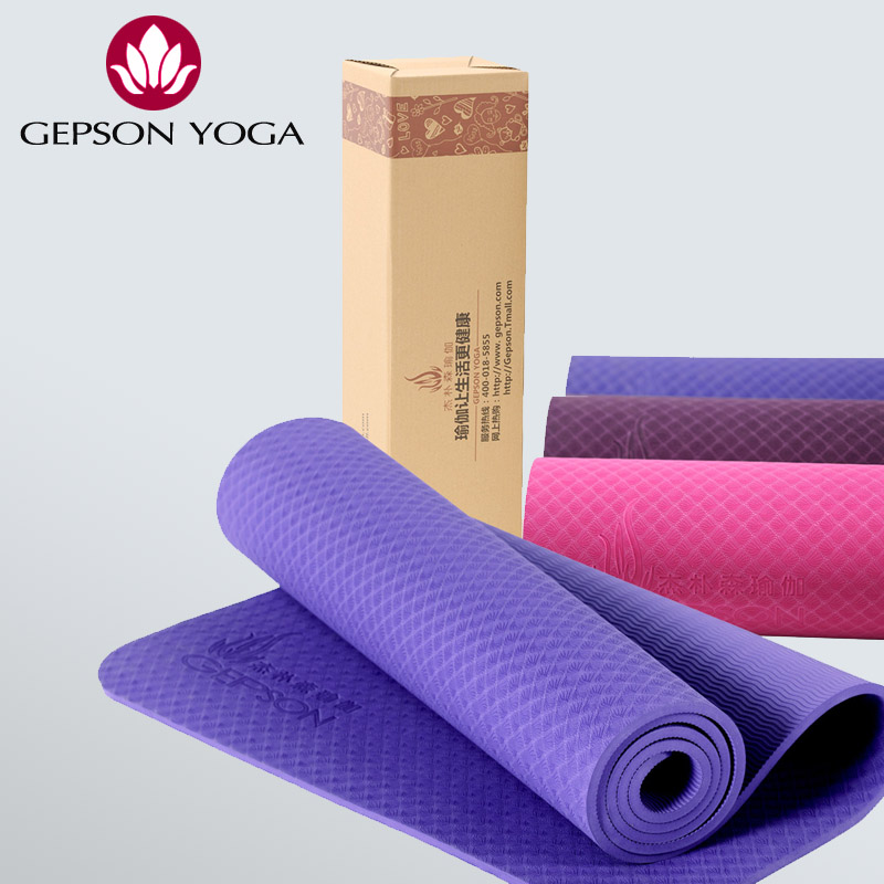 Jay Park yoga mat TPE thick 6 8mm and the mother of the yoga mat