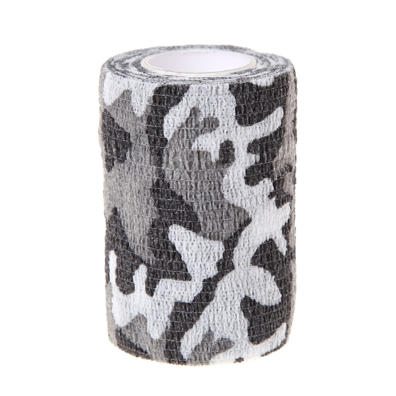Army Camo Tape Hunting Shooting Military Elastic Stealth
