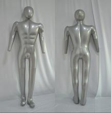 Sexy inflatable mannequin for clothes,male realist ,inflatable torso,pvc mannequin,full body,1pc maniquis para ropa M00357