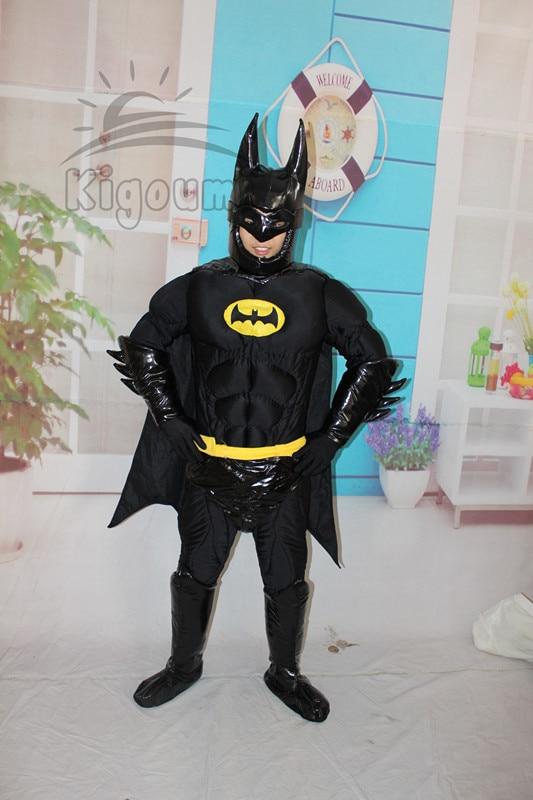 Lego Batman cosplay costume Customize Cartoon Character Cosplay Carnival Costume Fancy Dress Mascot Kit Sui