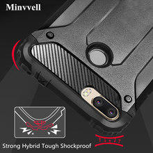 Strong Hybrid Tough Shockproof Armor Phone Back Case For