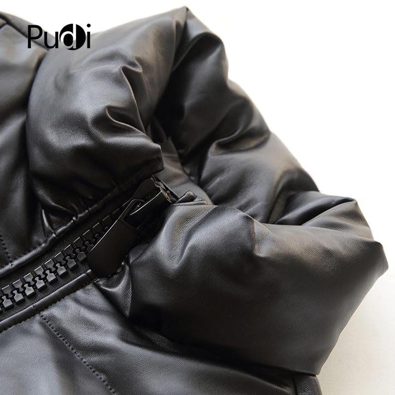 Automne Nouvelle Veste 2018 Dame Pudi Manteau Véritable D'hiver manteau Mode En A27553 Loisirs Cuir Moto De qnTxCIZxwR