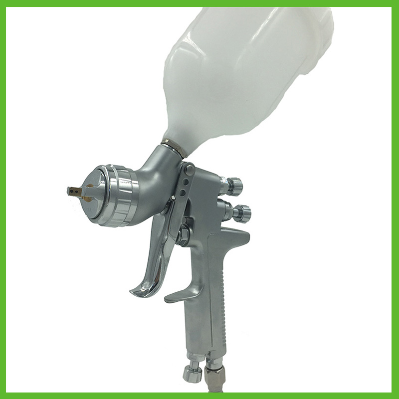 SAT1137 free shipping airbrsh professional tool airbrush high quality spray gun hvlp for car painting compresor pnematic tools