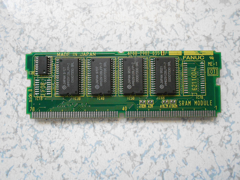 FANUC tested ok used  PCB board A20B-2902-0351FANUC tested ok used  PCB board A20B-2902-0351