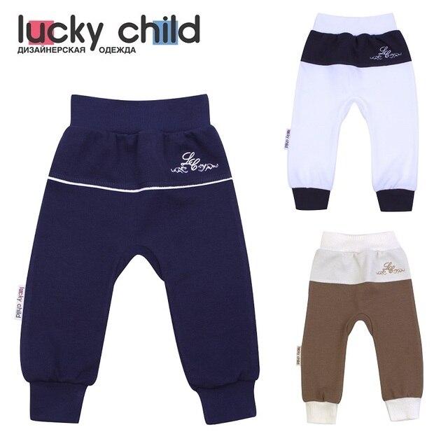 Штанишки Lucky Child для мальчиков