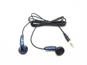 Image 5 - Bricolage Vido écouteurs dynamique basse tête plate prise HIFI dans loreille écouteur MX500 écouteur avec Micophone