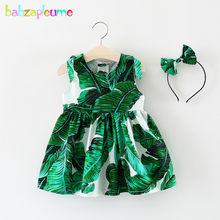 a7f6367e88665 Green Leaf Pattern Dress Promotion-Shop for Promotional Green Leaf ...