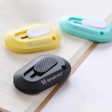 Mini Utility Knife Colorful Office Portable Knife Safety Paper Cutter Knife School Supplies