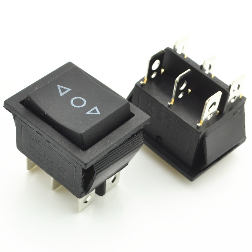 US $7.8 |10pcs momentary rocker switch 6 pins double sides spring return  Position Toggle Switch Wiring Diagram V on 2-way toggle switch diagram, 12 volt toggle switch panel diagram, on off on toggle switch diagram, 3 position toggle switch cover, momentary rocker switches 12v winch wire diagram,