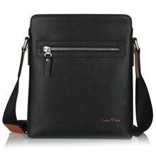 где купить Designer Simple Work Bag For Men Top Layer Cowhide Fashion Casual Crossbody Bag Designer Genuine Leather Small Crossbody Bag по лучшей цене