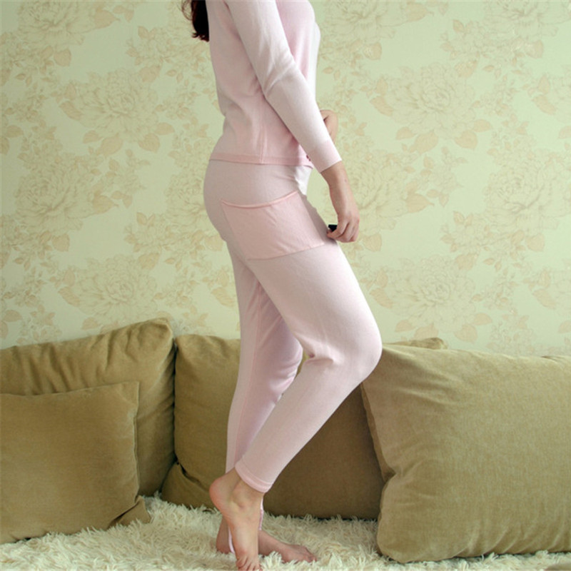 17 Hot 2 Pieces Set Women V-Neck Sexy Knitted two pieces sets Spring Suits Tracksuit Sweater top+ Pants Set Womens Casual Suit 25