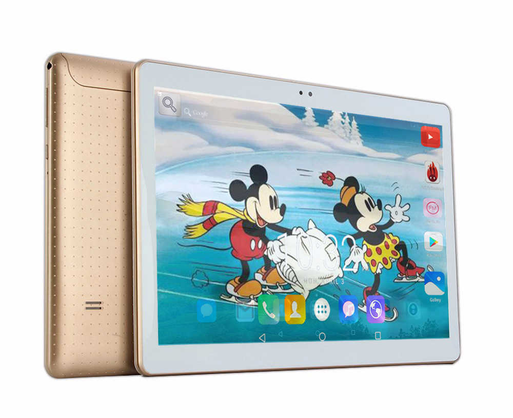 Android 7.0 Tablet PC Octa Core 3G 4G LTE Phone Call 2GB RAM 16GB ROM 1280*800 IPS Dual Cameras Tablets  10 inch