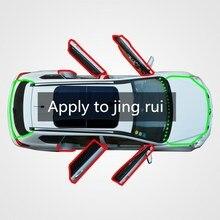 Для применения этого tian jing rui автомобильный уплотнительный шов пыленепроницаемый фэн шуй столкновения звукоизоляция Модифицированная Резина