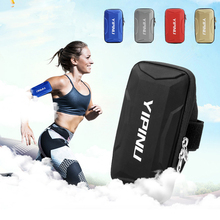 Waterproof Fitness Running Arm Bag Wrist Wallet Jogging Phon