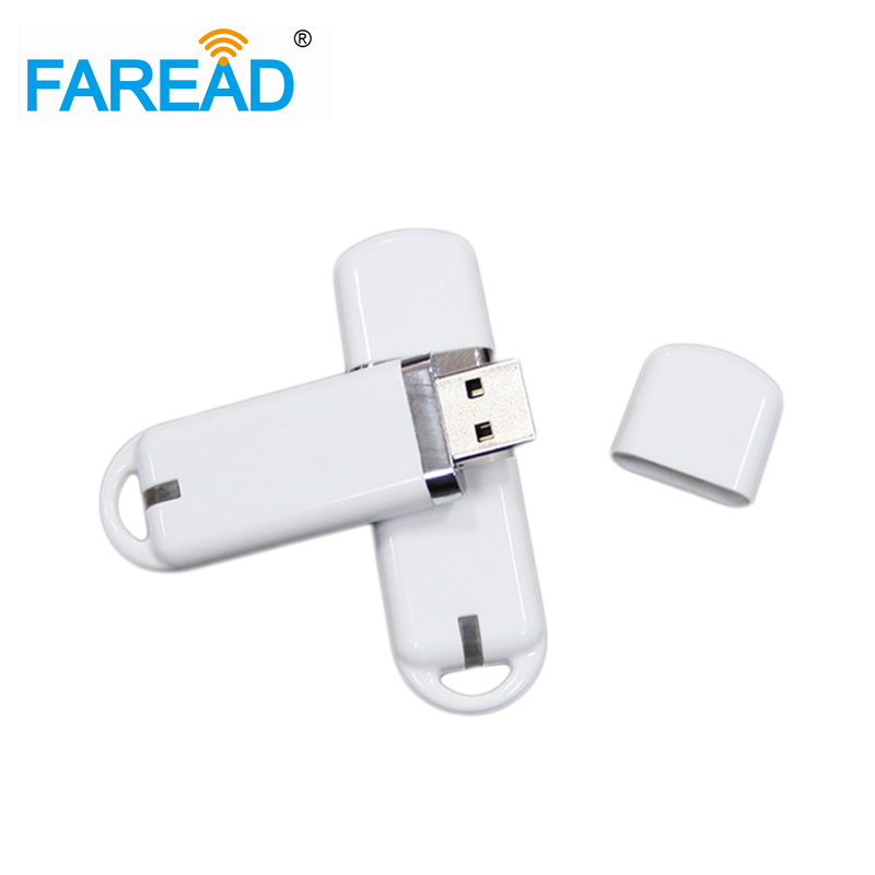 FREE SHIPPING Phone USB Mini Smallest Reader ISO 11784/85 EM4305, HITAGS256,T5577 For Ear Tag FDX-B 134.2KHz
