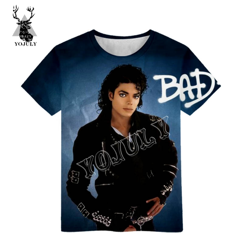 T-Shirt Child Boy Logo Michael Jackson This Is It Hat Gift Idea