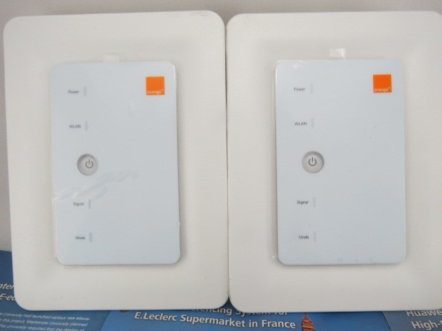 HUAWEI E960 3G Modem WiFi Router Orange 7.2Mbps/54Mbps UNLOCKED
