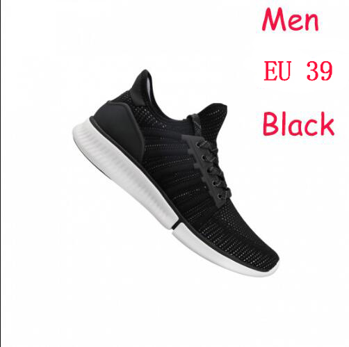 Men Black EU 39