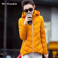 Winter Coat Women Promotion 2016 New A Version Of The Big Code Slim Women's In Long Winter Padded Jacket Thick Coat Female