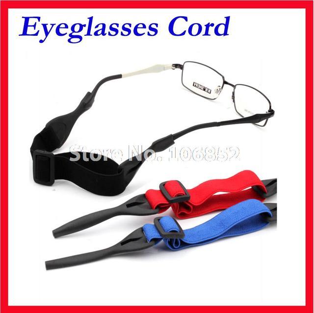 500ca61cb302 BC3007 Retail Anti Slip Sport Adjustable Sunglasses Reading Glasses  Eyeglasses cord chain holder String 4 Colors