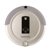 Pakwang Robot Vacuum Cleaner For Home A325 Sweep Vacuum Mop Sterilize Wireless Remote Control Long Working