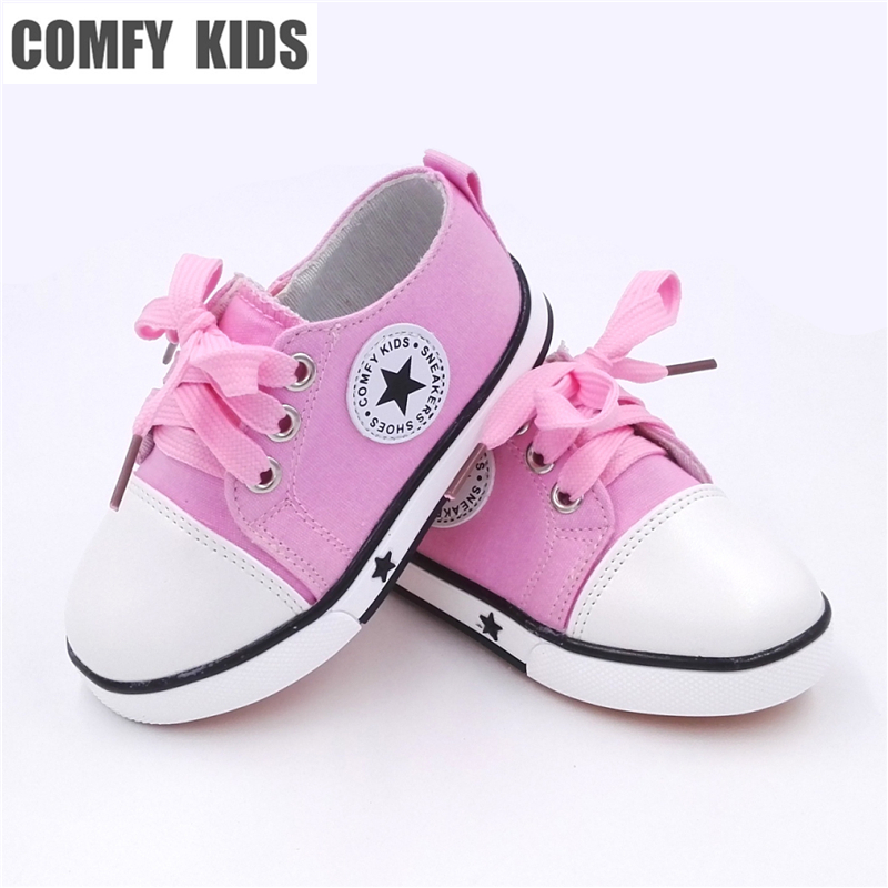 Zapatos de bebé cómodos para niños Zapatos de lona transpirables - Zapatos de bebé - foto 4