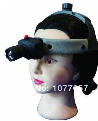 Free shipping , LED3W New Medical Head light /Surgical Head Lamp/ ENT headlight , Low cost , Nice quality
