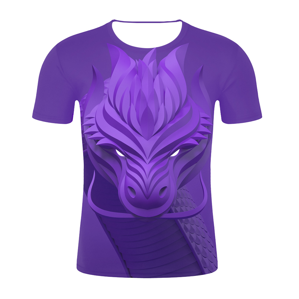 2019 New Summer Lion T Shirt Men Animal <font><b>Tshirt</b></font> <font><b>Sex</b></font> <font><b>Funny</b></font> T Shirts Slim 3d Print T-shirt Hip Hop Tee Cool Mens Clothing plus size image
