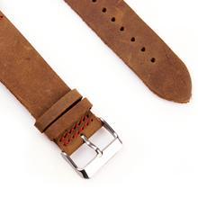 REDEAR Men's Grain Leather Strap Wood Watch Fashion Designer Wooden Watch Mens Watches Top Brand Luxury Bamboo Quartz Wristwatch