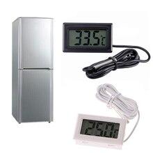 Digital Temperature Meter Thermometer Fahrenheit Celsius Dis